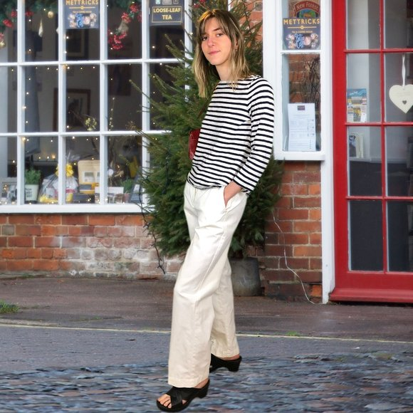 J. Jill Women's Wide Leg Pants Size 8